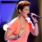 Tessanne Chin on NBC's The Voice