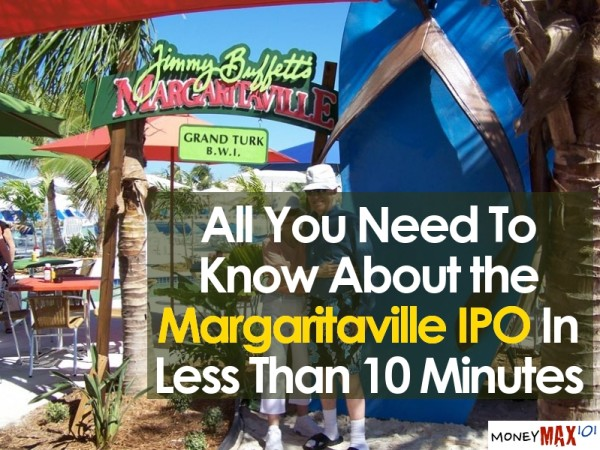 Margaritaville Turks Ltd IPO