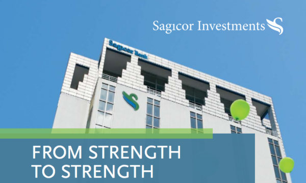 Sagicor Bank - 2012 Annual Report